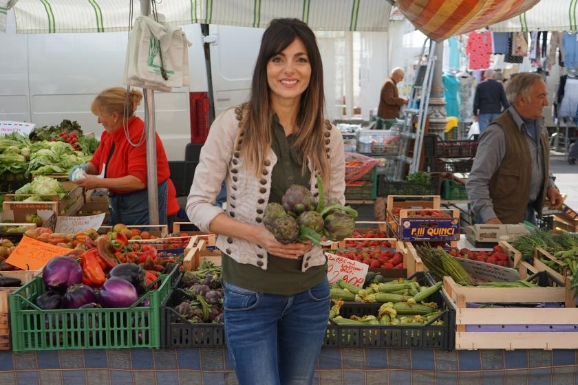 Silvia Colloca presents Made In Italy 7.2.1